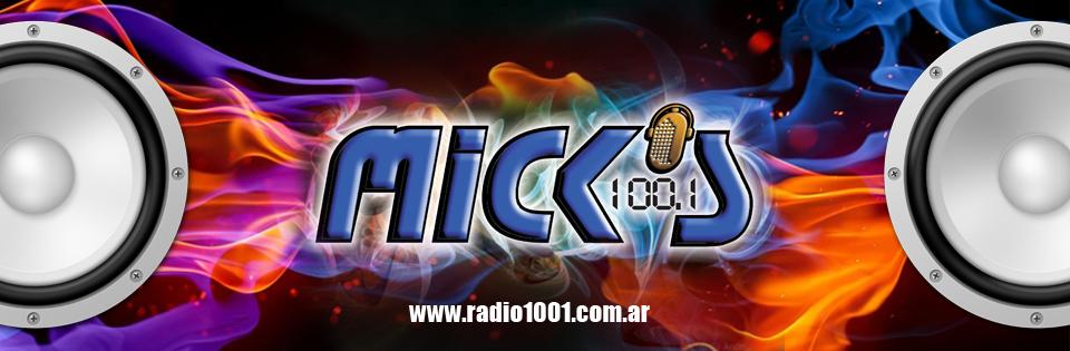 Radio Mick's - 100.1 - Villa Angela - Chaco